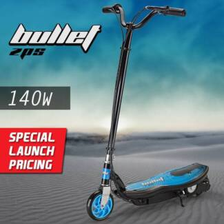 Kids Electric Scooter - 140W - Children Toy Battery Blue or Pink Seven Hills Blacktown Area Preview