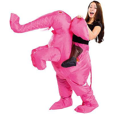 Kostüm-Set: Selbstaufblasendes Kostüm