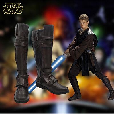 Star Wars: The Force Awakens Anakin Skywalker Darth Vader Stiefel Schuhe Kostüme ()