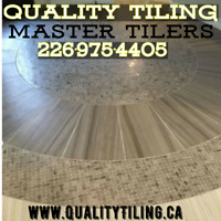 >>>>> TILE INSTALLATION <<<<< Call 226-975-4405 today!!