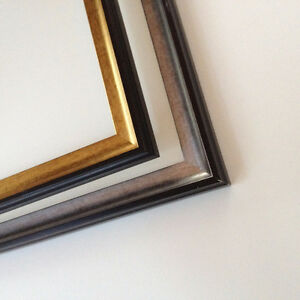 Picture wood frames
