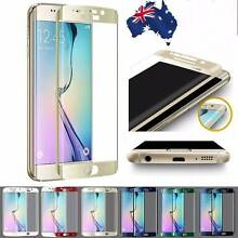 Full Coverage Tempered Glass for Samsung Galaxy S7 and S& Edge Melbourne CBD Melbourne City Preview