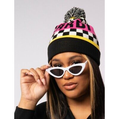 Official Cardi B Sunglasses - White IOP (Invasion of Privacy) Cat Eye - (Cardi Sunglasses)