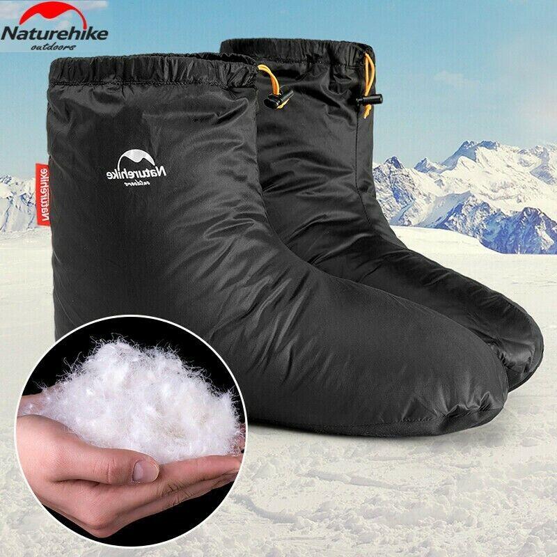 Naturehike Ultralight Goose Down Winter Skiing Shoes Waterproof Windproof Warm