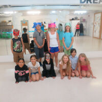 Summer Dance Mash Up Camp for 7-10 years