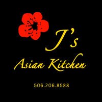 Server staff hiring!!! (J's Asian Kitchen)