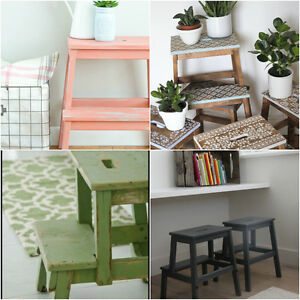 IKEA Step Stool Makeover Workshop