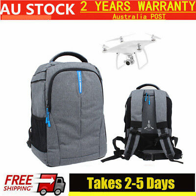 Waterproof Portable Carrying Bag Case Box Backpack For DJI Phantom 3, 4 RC Drone
