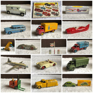 DINKY TOYS IN ONLINE AUCTION