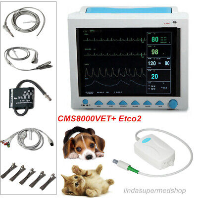 Contec Veterinary Pet Vet Patient Monitorco2 Multiparameter Icu Machine Newest