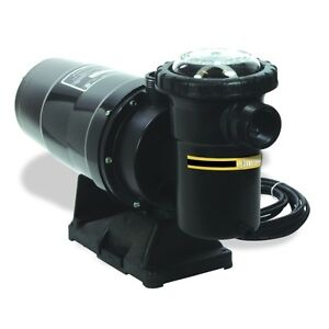 3/4hp Jacuzzi Above Ground Pool Pump With Warranty!