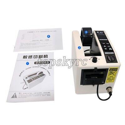18w Auto Tape Dispenser Electric Adhesive Tape Cutter Machine 20-999mm Fz-206 Ts