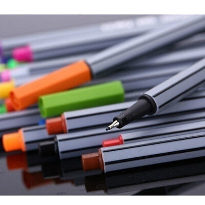 24 Pencils Colorful Painting Artist for Student Paint Drawing  - Colored Pencil Sets
