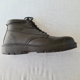 Dickies Antrim Super Safety Boot, Size 12 - Black