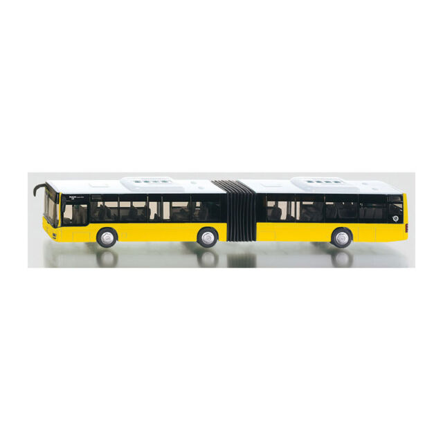 Siku 3736 MAN LION ´s City Articulated Bus New Paint: Yellow Scale 1:50 NEW! °