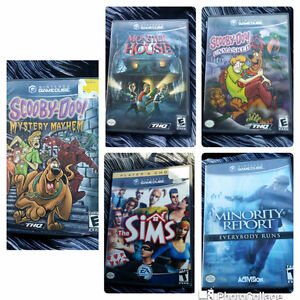 GameCube Games - Free Delivery