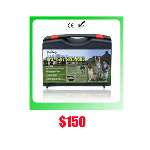 Waterproof Pet Dog Electric Fence Barrier Dog Containment System Welshpool Canning Area Preview