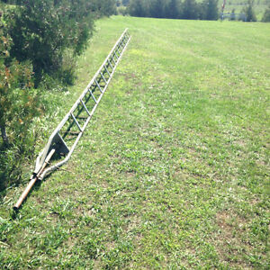 Tubular antenae with Channel Master head reduced for quick sale Kawartha Lakes Peterborough Area image 1