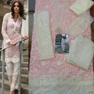 New Pakistani dresses - casual & party wear - custom stitched