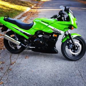 Kawasaki Ninja 500(ex500) 2007
