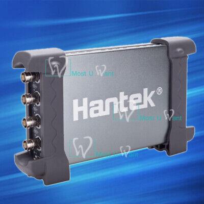 Hantek Pc Usbxi Multimeter Automotive Diagnostic Oscilloscope 4ch70mhz1gsas8bit