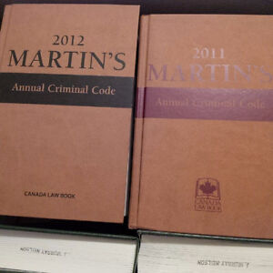 Criminal Law texts from 70s, 80s, 90,s 2000's London Ontario image 3