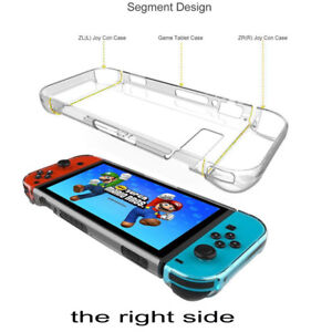 Hard Back Cover Case Crystal Protector for Nintendo Switch