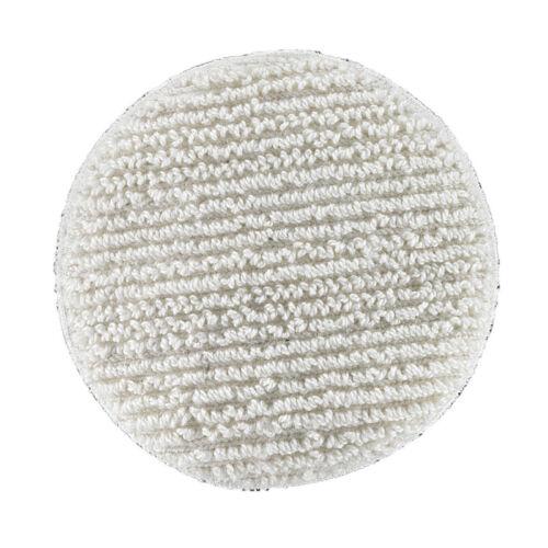 Oreck Orbiter White Cloth Carpet Bonnet, PADOEM 437-053 GENUINE