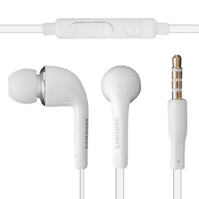 OEM Samsung In Ear Earphones EO-EG900BW For Galaxy Note And S3 S4 S5 S6 S7 S8