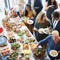 Looking for Families for Halal Potluck