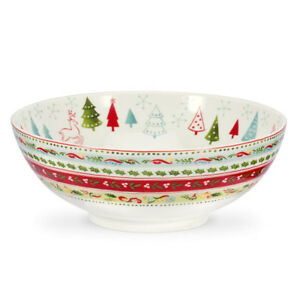 Portmeirion Christmas Wish Serving Bowl