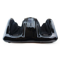 Shiatsu Kneading & Rolling Foot Leg Massager with Remote Control