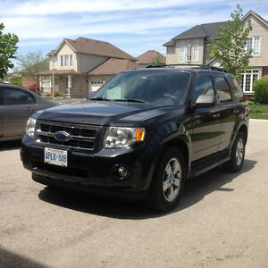 2009 Ford Escape Xlt , 4WD.