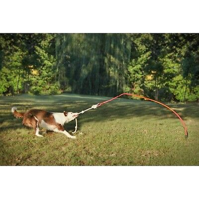 Tether Tug Outdoor Dog Toy Interactive Pull exerciser Small, Medium and Big