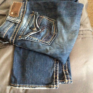 Silver jeans 30/34