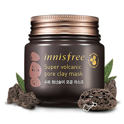[INNISFREE] Super Volcanic Pore Clay Mask 100ml / Sebum control