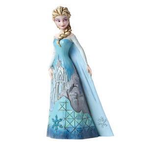 Disney Traditions by Jim Shore 4046035 DSTRA Elsa with Ice Cast