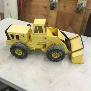 Vintage Mighty Tonka Tin Toy Loader Regina Regina Area image 5