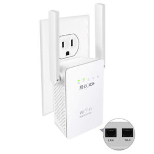 MECO N300 WiFi Range Extender WiFi Repeater Router WiFi Signal