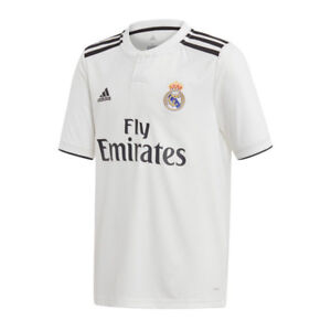 Real Madrid Home 18/19 Official Adidas Jersey Brand New