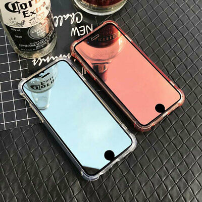 Colored Tempered Glass Reflective Mirror Screen Protector Film for iPhone Xs (Mirror Screen Protector Film)