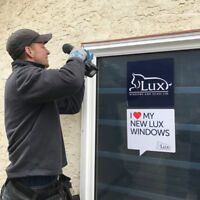 New Lux Windows & New Lux Doors, and Window Pane Replacement