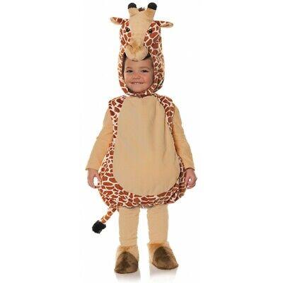 Underwraps Giraffe Bauch Babys Tiere Plüsch Kleinkind Halloween Kostüm 27645