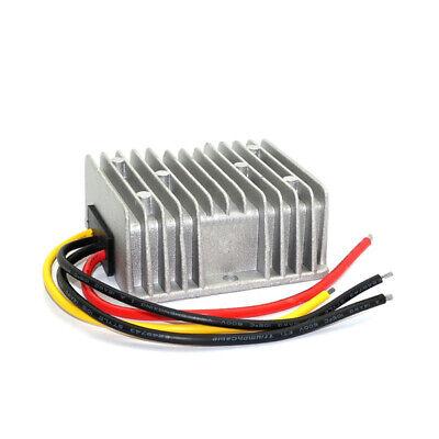 Dc Voltage Stabilizer 8-40v To 12v 10a Power Supply Regulator Ip68-waterproof