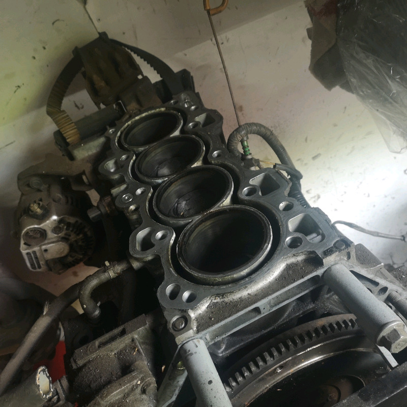 JDM Integra Type R B18C Bottom End & Intake Manifold