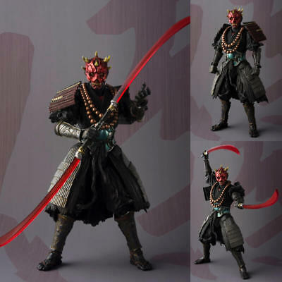 Meisho Movie Realization Star Wars Samurai Sohei Darth Maul Tamashii Bandai