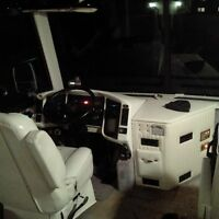 38 foot DIESEL PUSHER for sale $18000.00