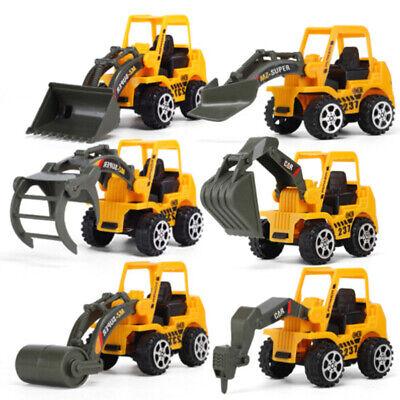 LKW-Modell Fahrzeug Für Kinder Druckguss Spielzeug 6 Teile / satz Einzigartig ()