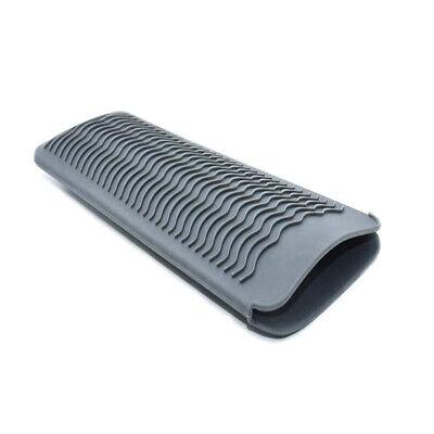 Silikon-Matte Hitzeschutzmatte für Glätteisen ähnlichem Tasche Ablage Schutz neu ()