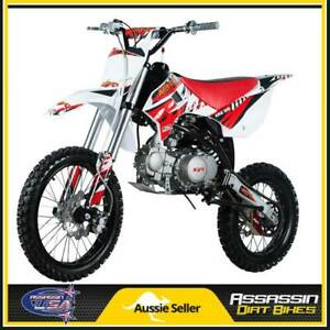 KRZ125 125CC ASSASSIN KAYO DIRT BIKE USA MOTOR PIT MINI TRAIL PRO Taren Point Sutherland Area Preview